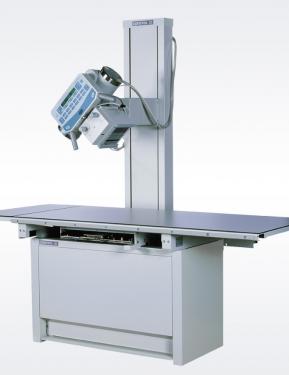 System weterynaryjny z kolumną podłogową ZooMAX WHITE